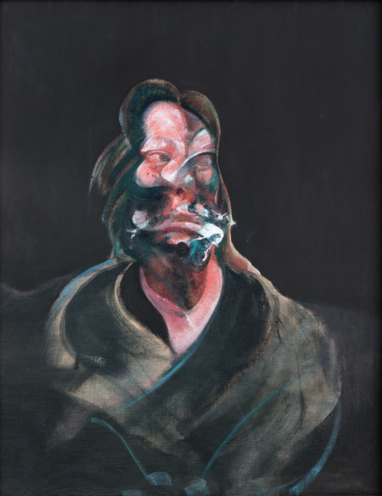 Francis Bacon, Portrait of Isabel Rawsthorne, 1966. Oil on canvas. © The Estate of Francis Bacon. DACS London 2015. All rights reserved.
