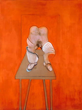 Study of the Human Body | Francis Bacon